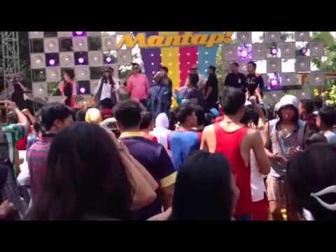 Dewi Perssik - Buka Dikit Joss ( Live Mantap 31/08/13 at At