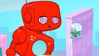 Morphle em Português | Meu robô é hipnotizado! | Desenhos em Portugues | Desenhos para Crianças