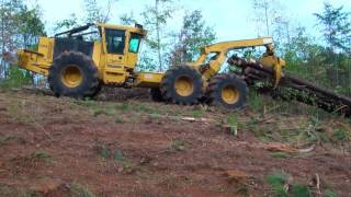 Tigercat Forestry 2016
