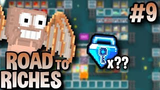 WHICH BUY+ WORLD SHOULD I BUY? | Road To Riches #9 | Growtopia