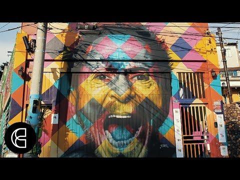 Kobra - Brazil's Street Art King
