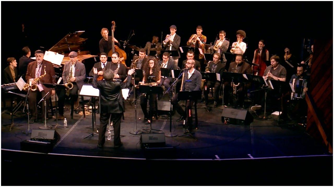 BGJI Big Band - Bird Goes Global Suite (Live at Berklee Performance Center)