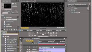 Хистрости при создании композиции в Adobe Premiere Pro CS5.5