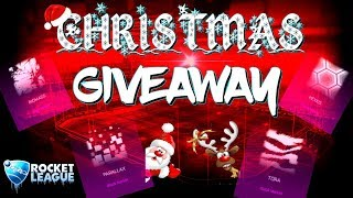 [PS4] ONE MORE DAY FOR CHRISTMAS GIVEAWAY!!!! 8 BMD!!!! Rocket League - Games - Trades