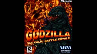 62 Battle in Outer Space - Godzilla: Daikaiju Battle Royale [PC]