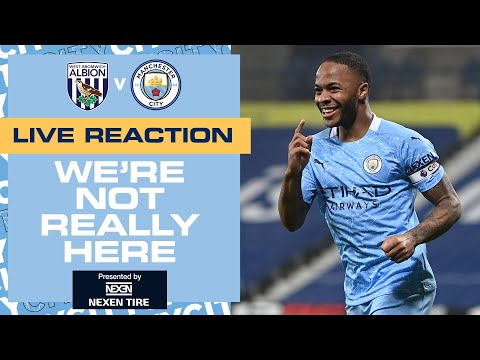 REACTION | CITY BACK ON TOP | MAN CITY 5-0 WEST BROM