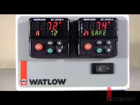 Thats Easy! 4: Changing Control Mode on Watlow® EZ-ZONE on