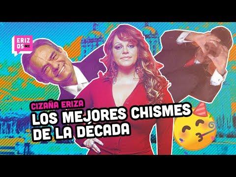 Los mejores chismes de famosos que marcaron la década 2010-2019 I Cizaña Eriza I Erizos