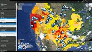CV3D | Geoengineering, Cloud Seeding, & Weather Modification