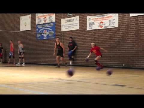 Playing Dodgeball in Los Angeles with the World Dodgeball Society