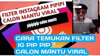Download FILTER INSTAGRAM PIP PIP CALON MANTU