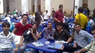 طلاب الجامعة الجامعة المستنصرية 2011