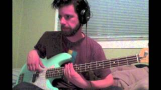 "blink-182 - Feeling This ""Bass Cover"""