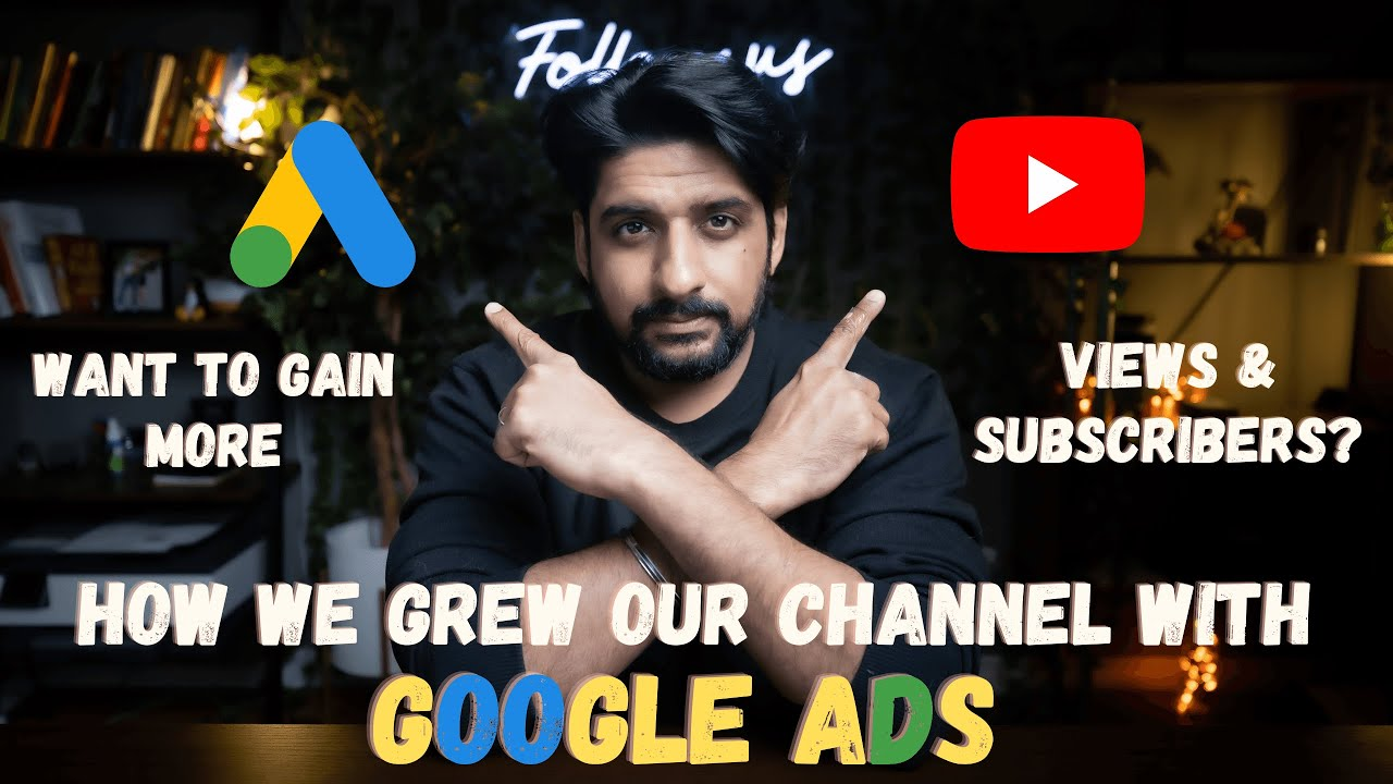 How to Promote videos with Google Ads | Grow your youtube channel for views and subscribers in 2021