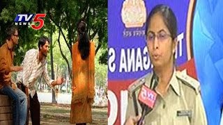 Wanaparthy SP Rohini Face To Face | Telugu News | TV5 News