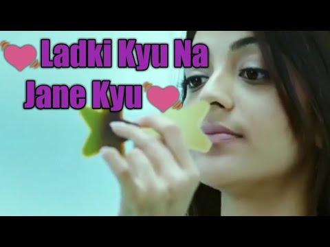 💓Ladki Kyu Na Jane Kyu song With Arya Scene💓   WhatsApp status Song  