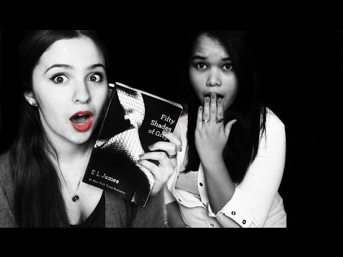 Fifty Shades Of Grey BOOK Review!