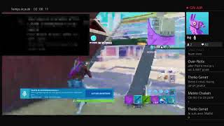 We pass the 1500 points in the solo arena fortnite