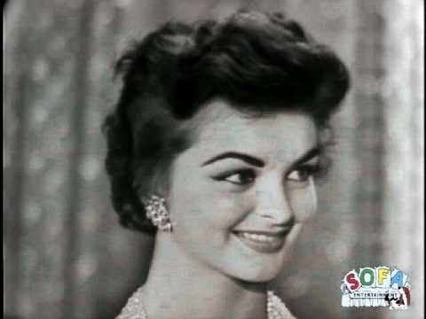 Leona Gage on The Ed Sullivan Show on July 21, 1957