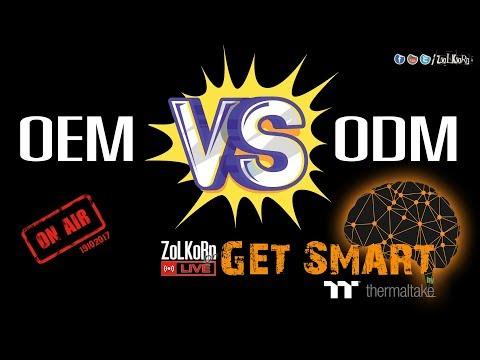 OEM และ ODM มันคืออะไร แตกต่างอย่างไร : Get Smart by TT EP#4