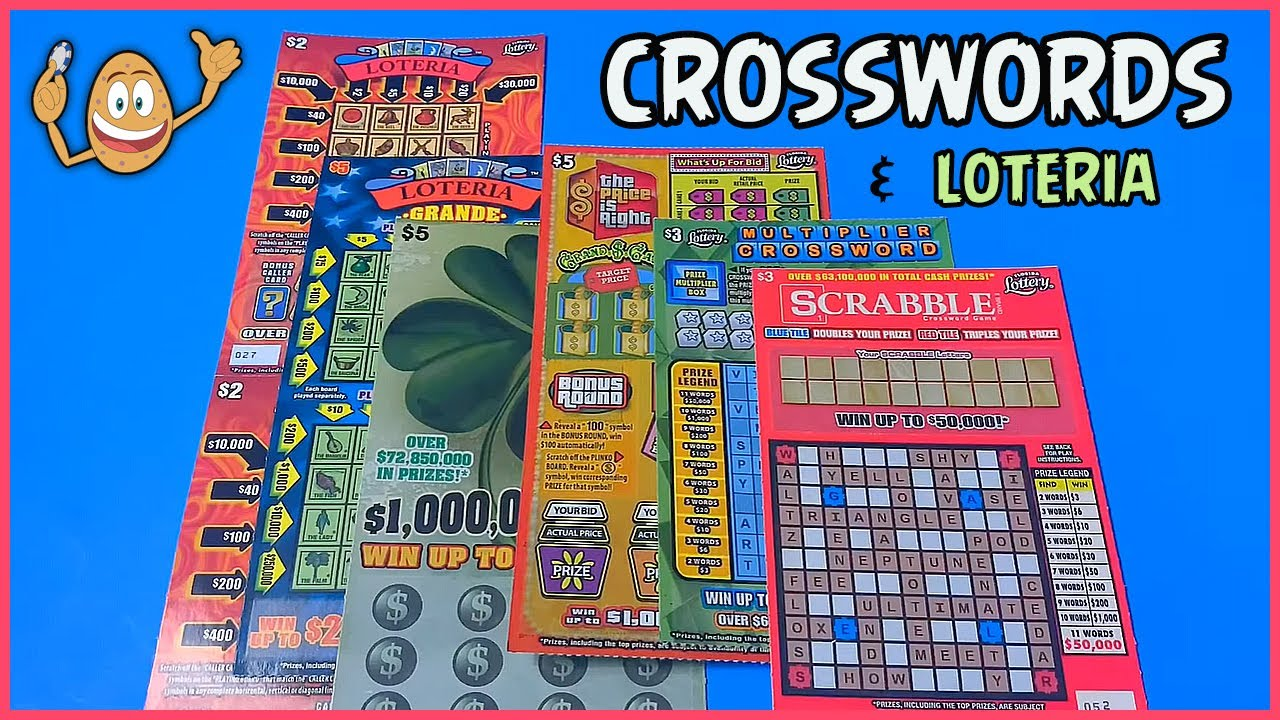 PLAYING A $25 MIX OF PUZZLE GAMES!! CROSSWORDS AND LOTERIA!