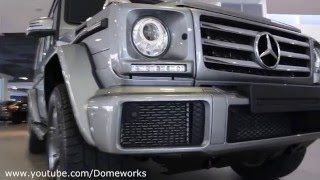 600Nm! Mercedes-Benz G350d with AMG Pack - Detailed walkaround