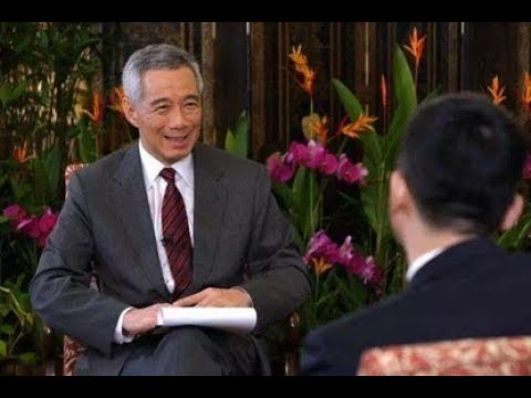 Singapore PM Lee Visits China & China-India relations