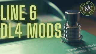 Mimmotronics' Line 6 DL4 Modifications