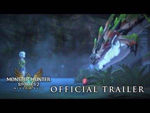 Monster Hunter Stories 2 - Opening Cinematic |