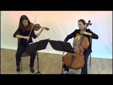 Pachelbel Canon String Duo