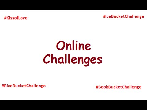 Online Challenges  from Cochin