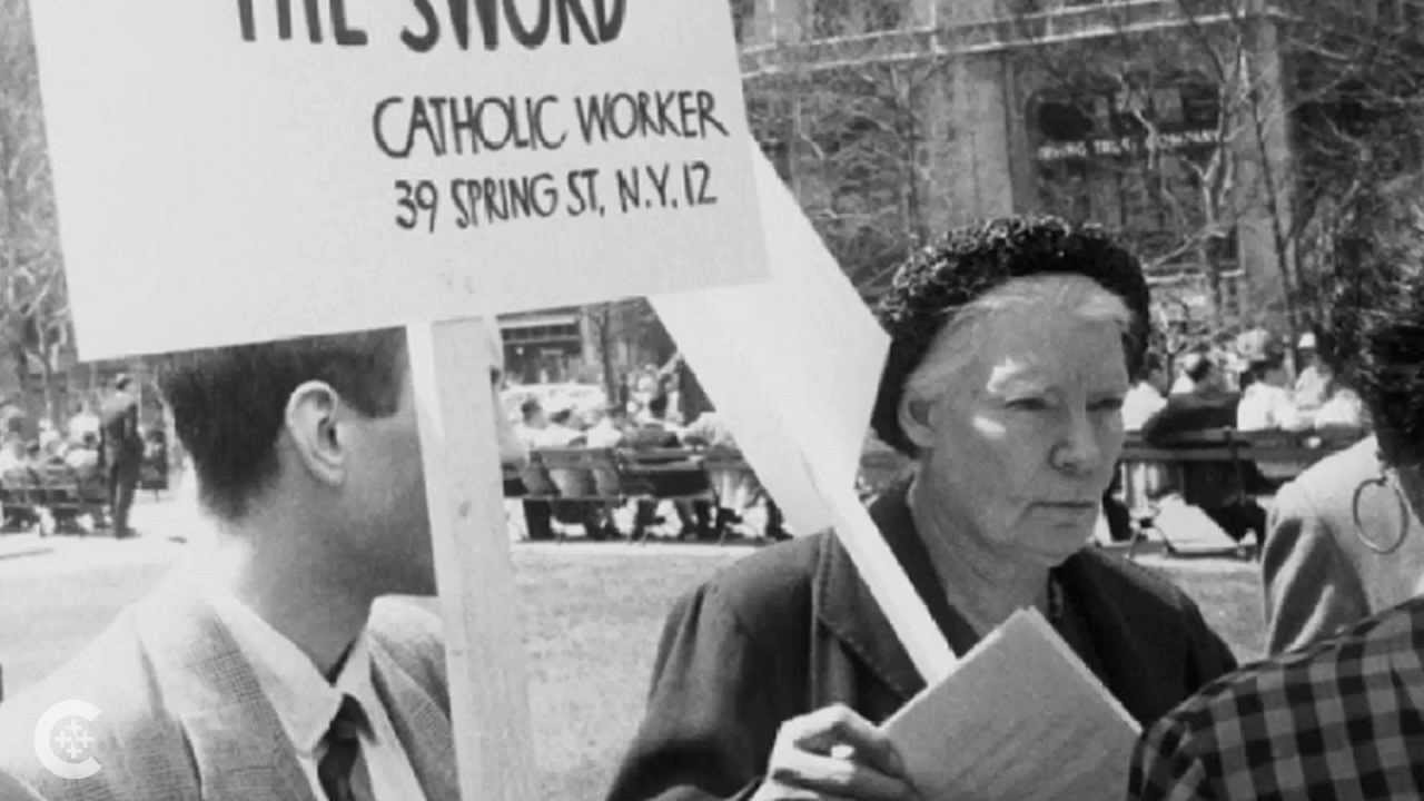 the life of dorothy day