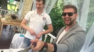Ведущий Сергей Паркер Sergey Parker Зажигаем на свадьбе.