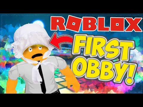 ROBLOX DAYCARE - BABY'S FIRST OBBY!!