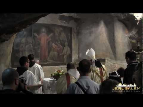 The Assumption of Mary in Jerusalem - 2012.flv