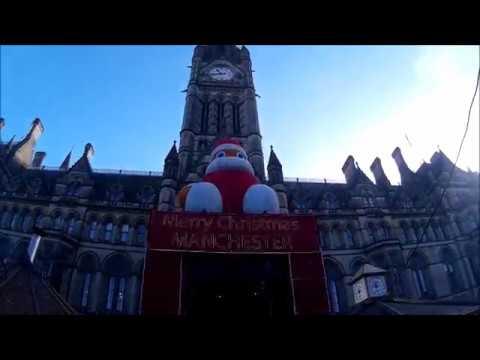 Manchester 2016/ Manchester United /Town centre tour /Pubs visits