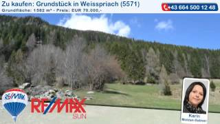 Grundstück in Weisspriach zu kaufen (1582 m²)