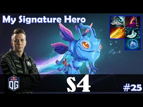 s4 - Puck MID | My Signature Hero 7.10 Update Patch | Dota 2 Pro MMR Gameplay #25