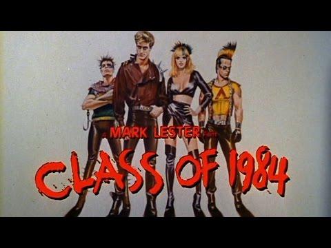 CLASS OF 1984 - (1982) Trailer