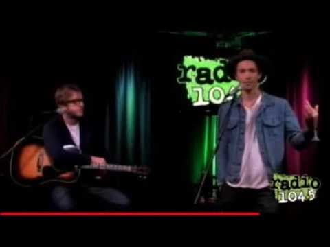 Sons Of The Sea on Radio 104 5 Complete interview and songs