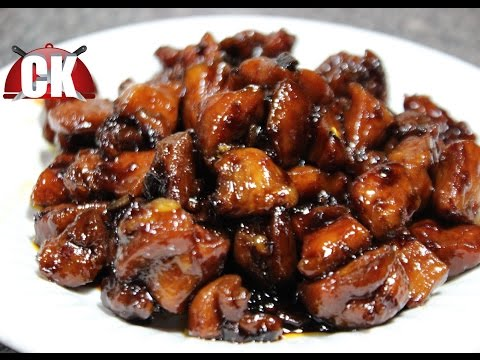 How To Make Bourbon Chicken - Chef Kendra's Easy Cooking!