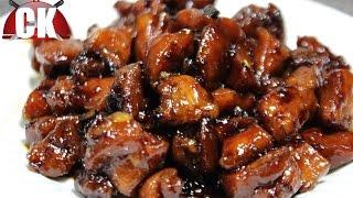 How to make Bourbon Chicken - Chef Kendra