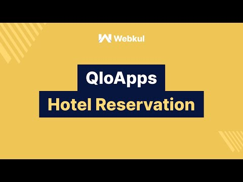 Qloapps (Hotel Reservation System)