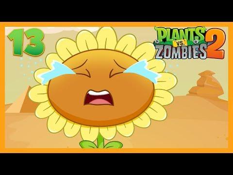 Plantas Vs Zombies 2 Animado Capitulo 13 ☀️Animación 2018