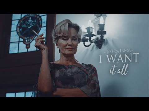 Jessica Lange Tribute ][ American Horror Story ][ HBD WickedlyLovely