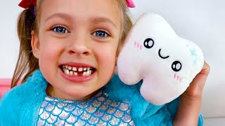 Children Song with Maya and Mary - Loose Tooth Song + More Children Songs