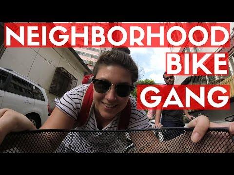 EXPLORING OUR NEIGHBORHOOD   Beijing Aug Vlog 15
