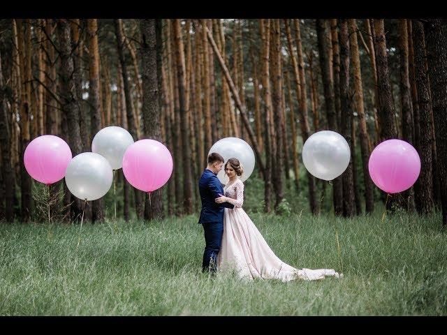 Потрясающая летняя свадьба с Выездной Регистрацией в Гомеле
