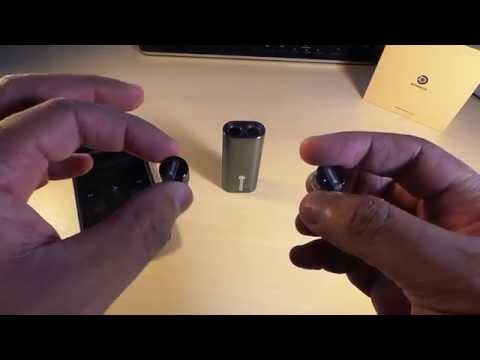 Rowkin Bit Charge: Smallest Stereo Bluetooth Earbuds Ever