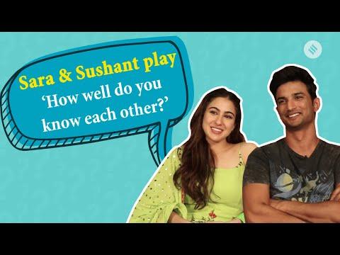 Kedarnath Movie: Meet the cast of Kedarnath | Sara Ali Khan | Sushant Singh Rajput